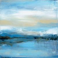 Dreaming Blue I Fine-Art Print