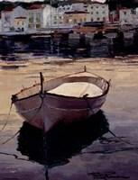 Barca al Contraluz Fine-Art Print