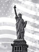 Liberty Flag Fine-Art Print