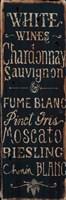 White Wines Fine-Art Print