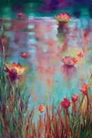 Garden Reeds Fine-Art Print