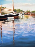 Harbor Reflections Fine-Art Print