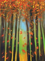 Colors of Fall II Fine-Art Print