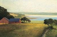 Salt Water Farm Fine-Art Print