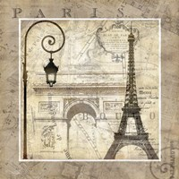 Paris Holiday Fine-Art Print