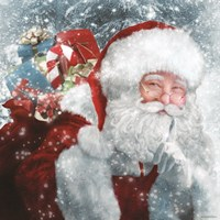 Santa Presents Fine-Art Print