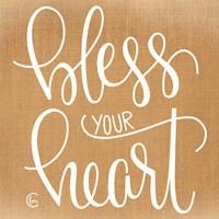 Bless Your Heart Fine-Art Print