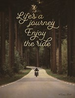 Life's a Journey Fine-Art Print