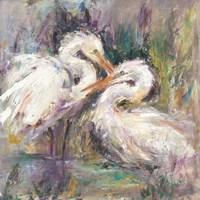 Twin Beaks Fine-Art Print