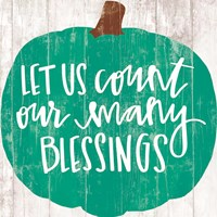 Our Many Blessings Fine-Art Print