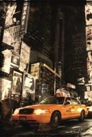 Taxi I Fine-Art Print