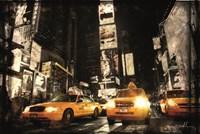 Taxi III Fine-Art Print