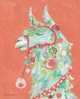 Tito the Llama Fine-Art Print