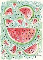 Watermelon Weather Fine-Art Print