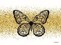 Glitter Butterfly Fine-Art Print