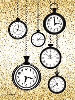 Glitter Watches Fine-Art Print