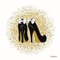 Glitter Heels Fine-Art Print