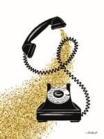 Glitter Phone Fine-Art Print