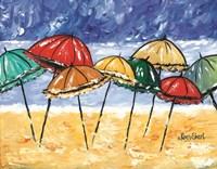 Beach Party Fine-Art Print