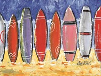 Beach Vibes Fine-Art Print