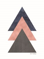 Triangles I Fine-Art Print