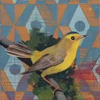 Wilsons Warbler Fine-Art Print