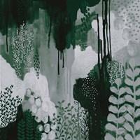Green Forest I Fine-Art Print