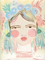 Fresh Face I Neutral Fine-Art Print