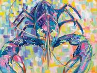 Lilly Lobster II Fine-Art Print
