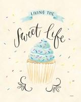 Sweet Life IV Light Fine-Art Print