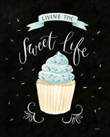 Sweet Life IV Dark Fine-Art Print