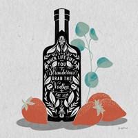 Fruity Spirits Vodka Fine-Art Print