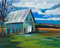 Old Barn Fine-Art Print