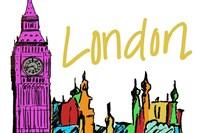 Vibrant London Fine-Art Print