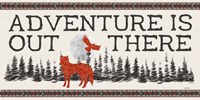 Adventure Is Out There Fine-Art Print
