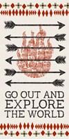 Explore the World Fine-Art Print
