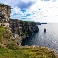 Cliffs of Moher Square Fine-Art Print