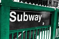Subway Fine-Art Print