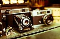 Vintage Cameras Fine-Art Print