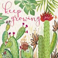 Keep Growing Fine-Art Print