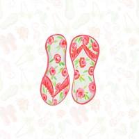 Summer Sandals II Fine-Art Print