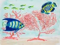 Coral Reef II Fine-Art Print