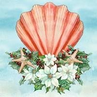 Holiday By the Sea I Fine-Art Print
