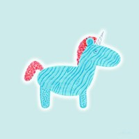 Unicorn Love Fine-Art Print
