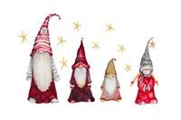 Gnome Family Fine-Art Print