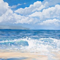 Waves I Fine-Art Print