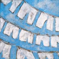 Dry Linen I Fine-Art Print