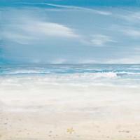 Misty Coastal Days II Fine-Art Print