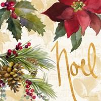 Christmas Poinsettia III Fine-Art Print