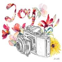 Blooming Camera Fine-Art Print